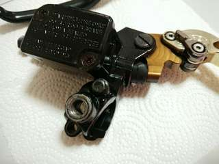 FZ 16 Ori brake pump snd reservoir