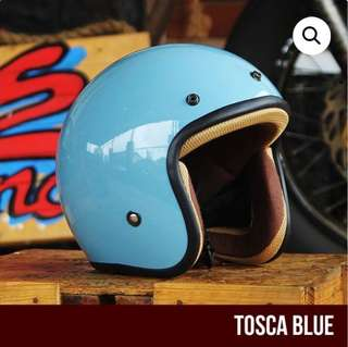HELM || Tosca blue