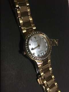 """Mother pearl""""citezen watch"""""""