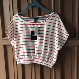 Brandnew Forever21 Cropped Top
