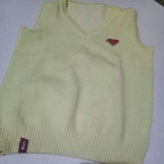 Superman Sweater Rompi