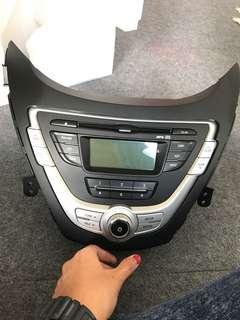 Hyundai Elantra Sport Radio Set