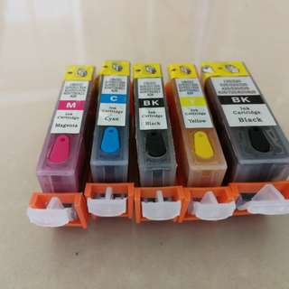 Ink Cartridge Compatible Replacement for Model Canon PIXMA MG5270/MG5170/MG6170/MG8170/MG5370/IP4870/IP4970/MX886/IX6560