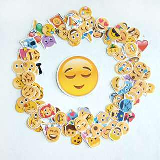 🚚 Emoji Stickers