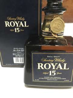ROYAL 15 YEARS