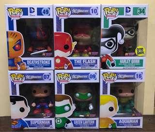 DC PX Previews Exclusive Set