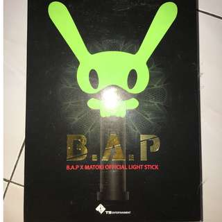 B.A.PXMatoki Official Lightstick