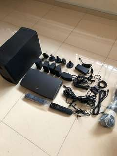 Bose 5.1 system