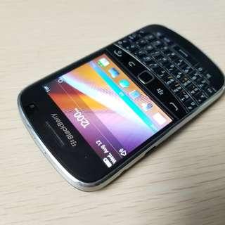 Blackberry bold 9900 3電1充