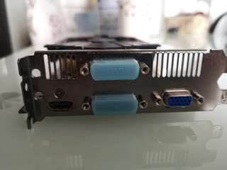 Asus GeForce 750Ti 2GB