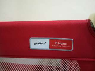 Halford Baby Cot
