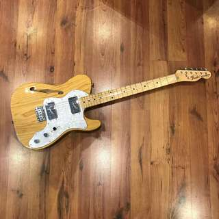 🚚 Fender Classic 70's Thinline Telecaster Electric Guitar