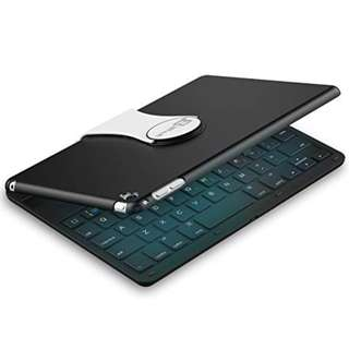528 JETech Bluetooth Keyboard Case