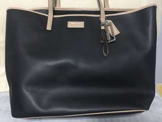 Preloved Authentic Coach large Tote Bag