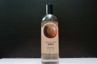Body Mist Shea (The Body Shop)