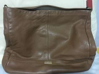 Preloved authentic Coach leather bag