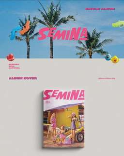 GUGUDAN-Semina [Single Album]