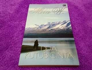 Novel Mira W Dua Kutub Cinta