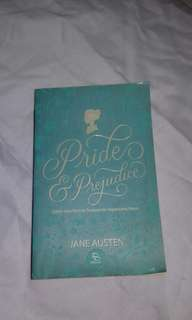 Buku Pride And Prejudice Terjemahan