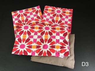 Pre-loved Ikea Duvet Bed Covers/PillowCase Set
