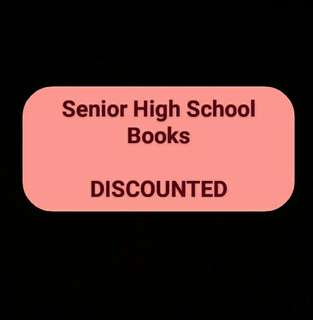 Senior High School Books