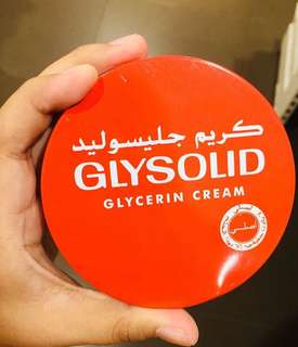 Glysolid cream 125ml