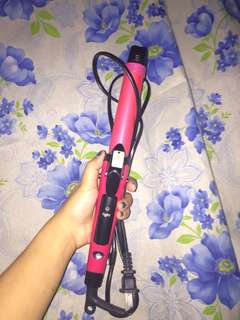 Nova -hair iron-