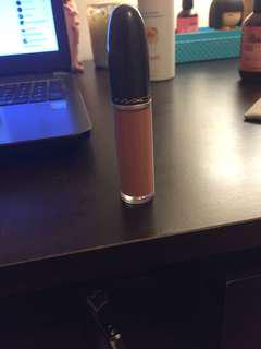 MAC burnt spice retro matte lipstick
