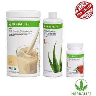 Herbalife Healthy Breakfast for weight loss