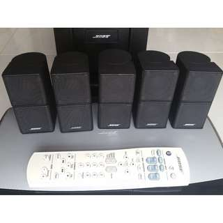 Bose® Lifestyle® 28 DVD home entertainment system
