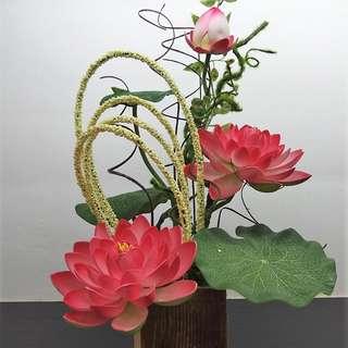 🚚 Flowers Faux Arrangement AAA0112