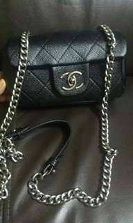 Mini CHANEL cross body