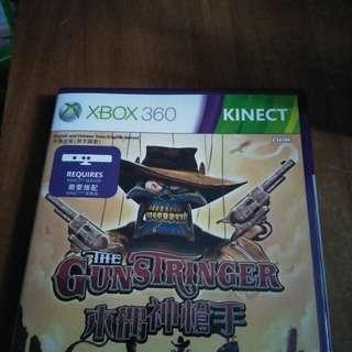 Xbox 360 kinect gunstringer
