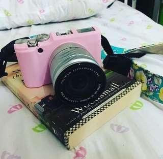 XA-2 silicone case (pink)