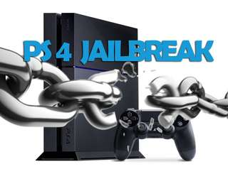 ps4 Jailbreak service(included 10 games)