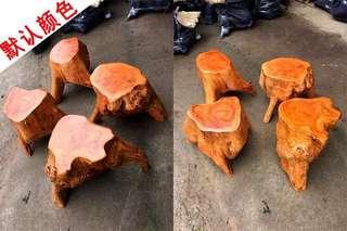木墩 wood