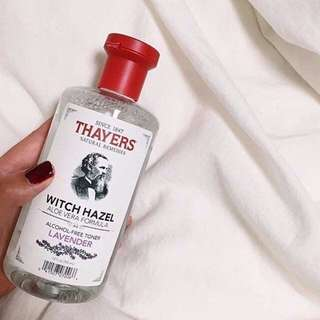 ✨ INSTOCK SALE: Thayers Alcohol-Free Witch Hazel Toner