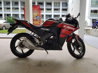 Honda CBR150 Grounding Kit