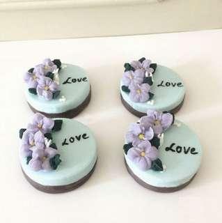[Teachers Day Gift] Handmade Soap - Flower 03