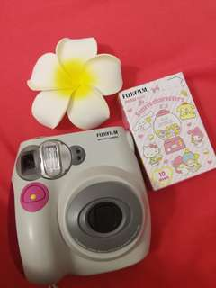 Fujifilm Instax Mini 7s buy 1 free 1