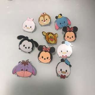 Disney Tsum Tsum Pin 迪士尼徽章