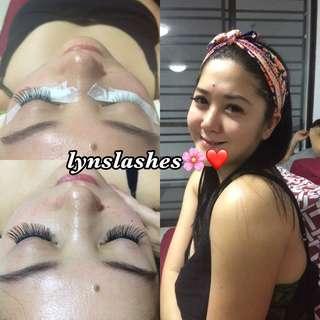Eyelash Extension (Home Service)