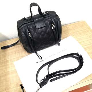 *Free postage 😁 100% Authentic Marc Jacobs quilted leather bag