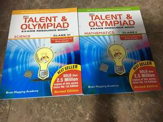 Olympiad exam resource book