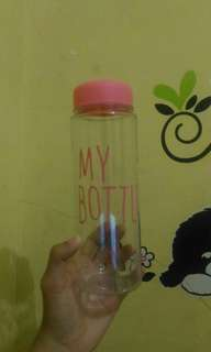 MY BOTTLE WARNA PINK