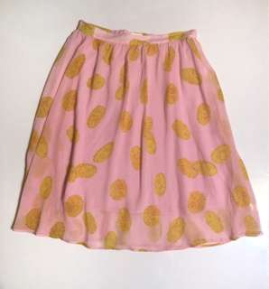 Gorman silk skirt