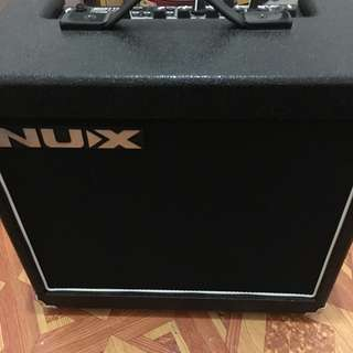 Nux Mighty 30 SE Guitar Amplifier