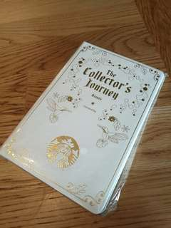 Starbucks Cards Album 2018