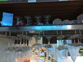 more than 100 pcs of glass