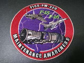 Pratt Whitney Patch